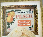 Click to view larger image of 1959 Sealtest Peach Ice Cream with Bowl of Ice Cream (Image2)