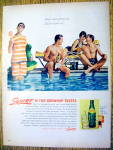 Click to view larger image of 1962 Squirt with Two Men & Woman Talking About a Man (Image1)