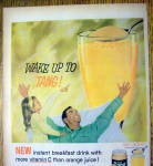 Click to view larger image of 1959 Instant Tang with Man & Little Girl (Image2)