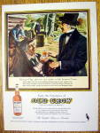Click to view larger image of 1959 Old Crow Whiskey with Henry Clay & James Crow (Image1)