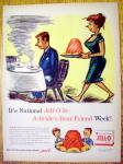 Click to view larger image of 1959 Jell-O with Bride's Best Friend By Whitney Darrow (Image1)