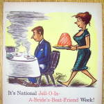 Click to view larger image of 1959 Jell-O with Bride's Best Friend By Whitney Darrow (Image2)