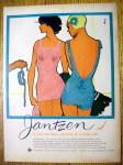 1959 Jantzen with Women in Swim Suits