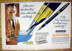 Click to view larger image of 1959 Sheaffer Fountain Pens with Snorkel (Image2)
