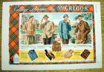 Click to view larger image of 1941 McGregor College Decrees with Different Coats (Image1)