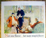 Click to view larger image of 1927 Maxwell House Coffee with Butler Serving Coffee (Image2)