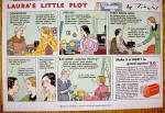 Click to view larger image of 1934 Rinso & Lifebuoy Soap with Laura's Little Plot (Image3)