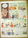 Click to view larger image of 1935 Lifebuoy & Rinso Soap with Suds Are A Joy (Image1)