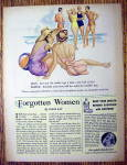 1937 Listerine with Forgotten Women