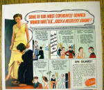Click to view larger image of 1937 Rinso & Lifebuoy Soap with 2 Stories About Women (Image2)