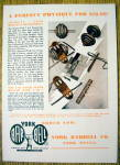 1948 York Barbell with Aristocrat 7 in 1 Training Set
