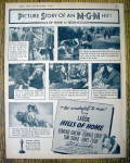 Click to view larger image of 1948 Hills of Home w/Lassie, Donald Crisp & Janet Leigh (Image1)