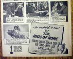 Click to view larger image of 1948 Hills of Home w/Lassie, Donald Crisp & Janet Leigh (Image3)