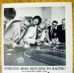 Click to view larger image of 1963 Aurora Model Motoring with People & Racing Set (Image2)