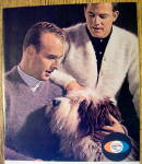 Click to view larger image of 1963 Jantzen with Frank Gifford and Paul Hornung (Image2)