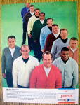 Click to view larger image of 1964 Jantzen with Terry Baker, Abe Woodson & More (Image1)