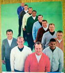 Click to view larger image of 1964 Jantzen with Terry Baker, Abe Woodson & More (Image2)