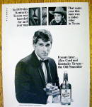 Click to view larger image of 1967 Kentucky Tavern Whiskey w/ Alex Cord (Stagecoach) (Image2)