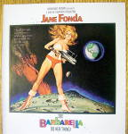 Click to view larger image of 1968 Barbarella with Jane Fonda (Image2)