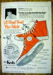 Click to view larger image of 1953 U.S. Royal Tread Pro Keds with George Mikan (Image2)