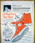 Click to view larger image of 1953 U.S. Royal Tread Pro Keds with George Mikan (Image3)
