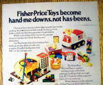 Click to view larger image of 1972 Fisher Price Toys with Play Family School & More (Image2)