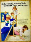1974 Carter Sleepers with Children Playing