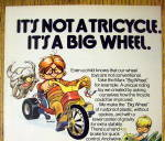 Click to view larger image of 1974 Marx Toys w/ Big Wheel, Happy Hopper & Silly Sammy (Image2)