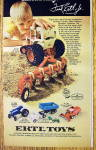 Click to view larger image of 1974 Ertl Toys with Boy Playing with Tractor & More (Image2)