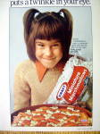 Click to view larger image of 1976 Kraft Miniature Marshmallows with Smiling Girl (Image2)