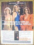 1976 Muriel Coronella w/ Susan Anton, Jan Daley & More