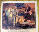 Click to view larger image of 1980 Old Crow Whiskey with Mark Twain (Image2)
