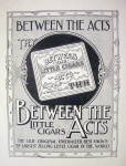 Click to view larger image of 1901 Between The Act 2 Cigars with Box of Cigars (Image2)