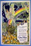Click to view larger image of 1913 Djer Kiss with Lovely Woman as an Angel (Image2)