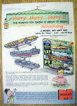 Click to view larger image of 1950's Monsanto Model Kit with Boats (Image1)