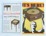 Click to view larger image of 1932 Bally Manufacturing Company with Bally Round Game (Image3)