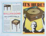Click to view larger image of 1932 Bally Manufacturing Company with Bally Round Game (Image4)