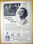 1918 Ingram's Milkweed Cream with Norma Talmadge