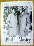 1968 Harbor Master with Bill Cosby & Robert Culp-I Spy