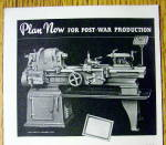 Click to view larger image of 1944 South Bend Lathe with Tool Room Lathe (Image2)