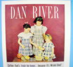 Click to view larger image of 1951 Dan River with Cinderella Frocks (Image2)