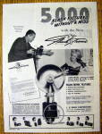 1946 Flash Tronic with June Haver (3 Little Girls)