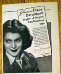 Click to view larger image of 1945 Arrid Deodorant with Diana Barrymore (Image2)
