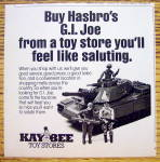 Click to view larger image of 1984 G.I. Joe with G. I. Joes & Tank (Image1)