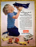 Click to view larger image of 1984 Playskool with Little Boy & Federal Express Set (Image1)