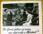 Click to view larger image of 1946 Mitchell Camera with John Garfield & Joan Crawford (Image2)