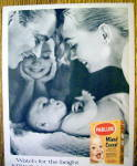 Click to view larger image of 1956 Pablum Cereal with Man & Woman with Baby (Image2)
