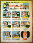 Click to view larger image of 1958 Chiffon Liquid Detergent with Mr. Oops (Image1)
