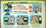 Click to view larger image of 1958 Chiffon Liquid Detergent with Mr. Oops (Image2)
