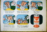 Click to view larger image of 1958 Chiffon Liquid Detergent with Mr. Oops (Image3)